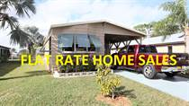 Homes for Sale in Spanish Lakes Country Club, Fort Pierce, Florida $27,995