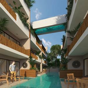 Apartment For Sale in Tulum, Tulum - Giada Real Estate
