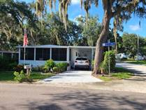 Homes for Sale in Pleasant Living, Riverview, Florida $54,900