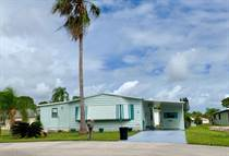 Homes for Sale in Spanish Lakes Country Club, Fort Pierce, Florida $9,500