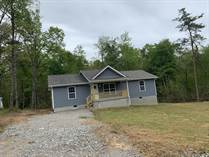 Homes for Sale in Fentress County, Clarkrange, Tennessee $139,900