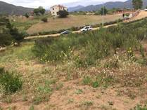 Lots and Land for Sale in San Antonio De Las Minas, Ensenada, Baja California $55,000