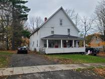 Multifamily Dwellings for Sale in Houlton, Maine $95,000