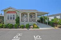 Homes for Sale in Adobe Wells Mobile Home Park, Sunnyvale, California $395,000