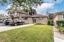 Homes for Sale in Etobicoke, Toronto, Ontario $1,398,000