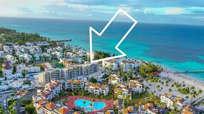 Punta Cana Beach Condo For Sale |1 Bdr | @ Los Corales, Bavaro, Punta Cana, Dominican Republic
