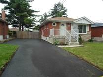 Homes for Sale in Hamilton, Ontario $479,900