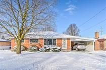 Homes Sold in Fergus, Ontario $449,900