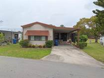 Homes for Sale in Anglers Green Mobile Home Park, Mulberry, Florida $13,900