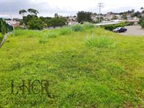 Lots and Land for Sale in Curridabat, San José $218,400