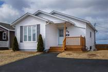 Homes for Sale in Mount Pearl, Newfoundland and Labrador $244,900