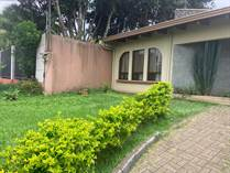 Homes for Sale in San Ramon, Alajuela $185,000