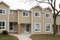 Condos Sold in Alpine Village, Kitchener, Ontario $475,000