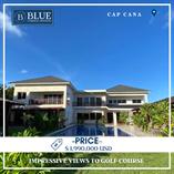 Homes for Sale in Cap Cana, La Altagracia $1,990,000