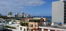 Condos for Rent/Lease in Miramar, San Juan, Puerto Rico $2,000 monthly