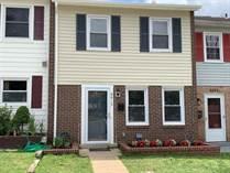 Homes for Sale in  Manassas, Manassas, Virginia $245,000