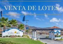 Lots and Land for Sale in Valles del Mar, Playas de Rosarito, Baja California $44,000