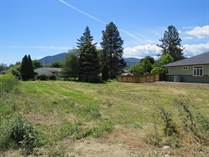 Lots and Land for Sale in Trout Creek, Summerland, British Columbia $439,000