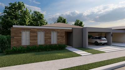 Personalize Your New One Level Home in Santa Ana Model B