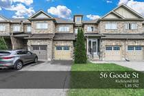 Homes for Sale in Richmond Hill, Ontario $899,800