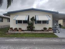 Homes for Sale in Roberts, St. Petersburg, Florida $38,000