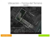 Lots and Land for Sale in Ocean Front, Playa del Carmen, Quintana Roo $5,900,000