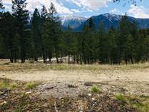 Lots and Land for Sale in Castle Rock, Invermere, British Columbia $159,000