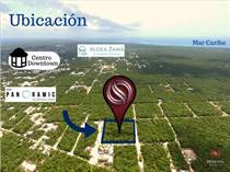 Lots and Land for Sale in Tulum, Quintana Roo $235,000