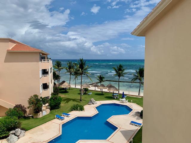 Villas del Mar II 2-Bedroom Beachfront Condo