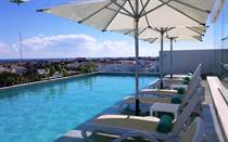 Condos for Rent/Lease in Centro, Playa del Carmen, Quintana Roo $1,300 monthly