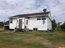 Homes for Sale in Saskatchewan, Browning Rm No. 34, Saskatchewan $168,000