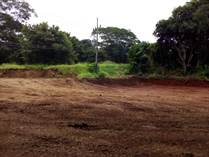 Lots and Land for Sale in Ceiba, Orotina, Alajuela $125,000