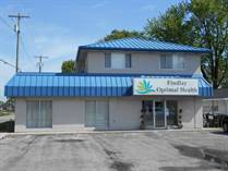 Commercial Real Estate for Sale in Northeast Findlay, Findlay, Ohio $329,000