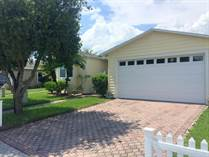 Homes Sold in The Arbors at Countrywood, Plant City, Florida $75,500