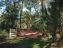Lots and Land Sold in Unnamed Areas, Crystal River, Florida $85,000