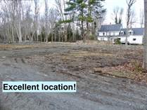 Lots and Land for Sale in Milton, Nova Scotia $28,500
