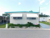 Homes Sold in Holiday Ranch, Clearwater, Florida $10,900