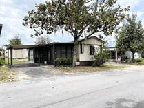 Homes for Sale in Unnamed Areas, Thonotosassa, Florida $11,900