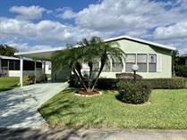 Homes Sold in Island Lakes, Merritt Island, Florida $54,800