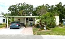 Homes for Sale in Camelot Lakes MHC, Sarasota, Florida $85,000