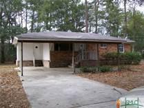 Homes for Sale in Savannah, Georgia $150,000