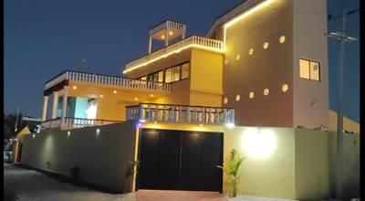 Stunning Beach Mansion in Chelem!