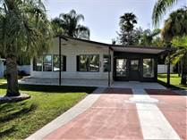 Homes for Sale in Palm Tree Acres Mobile Home Park, Zephyrhills, Florida $33,500
