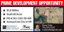 Lots and Land for Sale in East New Richmond, New Richmond, Wisconsin $1,800,000