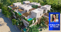 Homes for Sale in Aldea Zama, Tulum, Quintana Roo $449,000