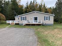 Homes for Sale in Back Bay, St. George, New Brunswick $179,000