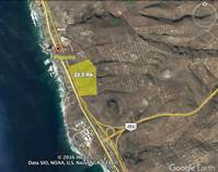 Lots and Land for Sale in popotla, PLAYAS DE ROSARITO, Baja California $11,250,000