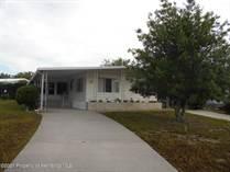 Homes for Sale in Brookridge, Florida $144,444