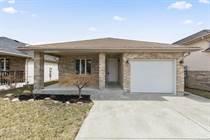 Homes Sold in Eastside, Windsor, Ontario $319,900