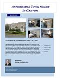 Condos for Sale in Will Drive, Canton, Massachusetts $209,000